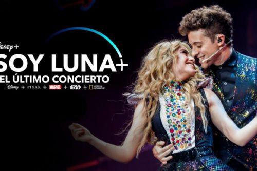 Para Emocionarse El último Concierto De Soy Luna Llegará A Disney Plus Amba 24